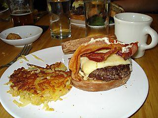 Toast-burger