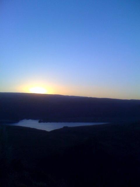 Sunset-gorge