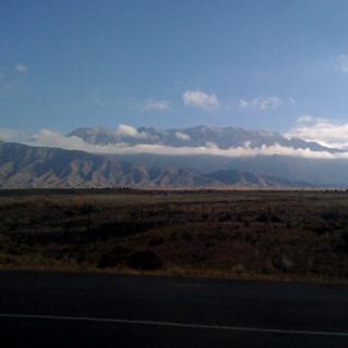 On The Way To Santa Fe
